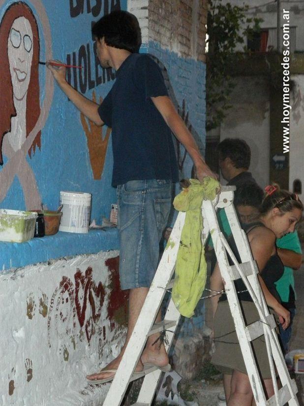 Mural Por Jésica Niciforo