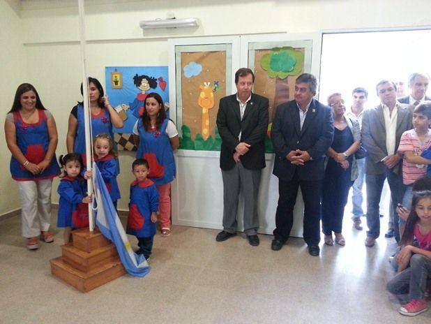 Inauguración Ciclo Maternal 2013
