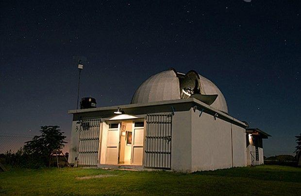 Diciembre de observaciones en el Observatorio «Ángel Di Palma»