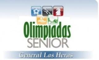 Mercedes participará de las «Olimpiadas Senior» de General Las Heras