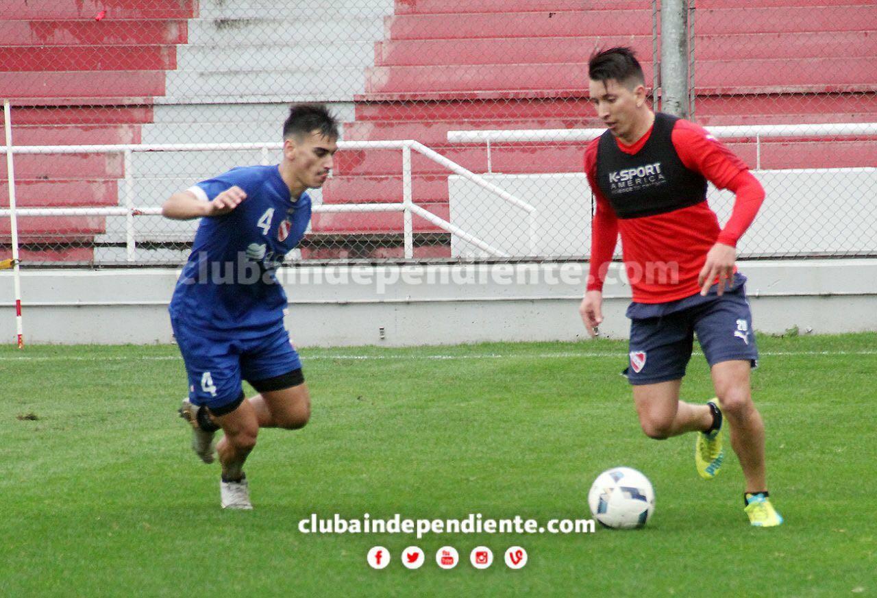 Tomás Schenone seguirá en Independiente de Chivilcoy