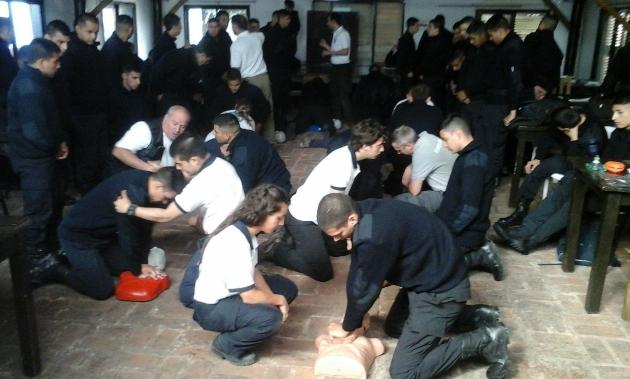 Protección Civil Mercedes convocado para disertar y capacitar en La Plata
