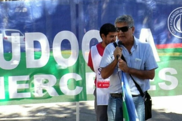 """Luis Herrera: """"Seguiremos con el plan de lucha, hasta que el gobierno nos escuche"""""""