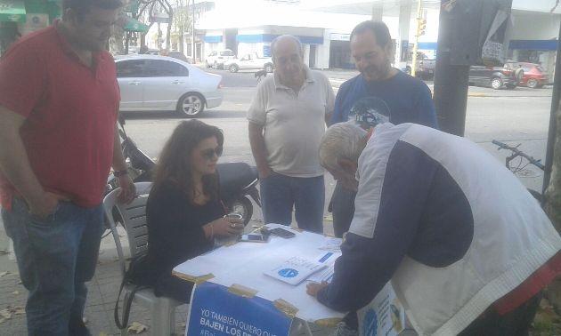 Comenzó la recolección de firmas para el proyecto «Bajemos Los Precios»