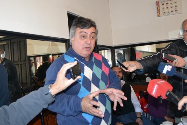 El Diputado Selva homenajeó a los periodistas mercedinos