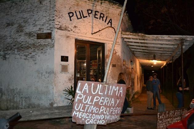 Sábado y domingo habrá fiesta en La Pulpería de Cacho