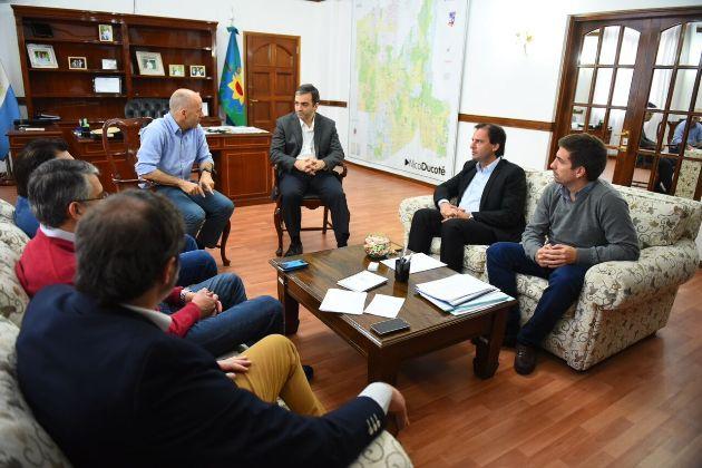 En Pilar hubo una nueva reunión del Comité de Cuenca del Río Luján