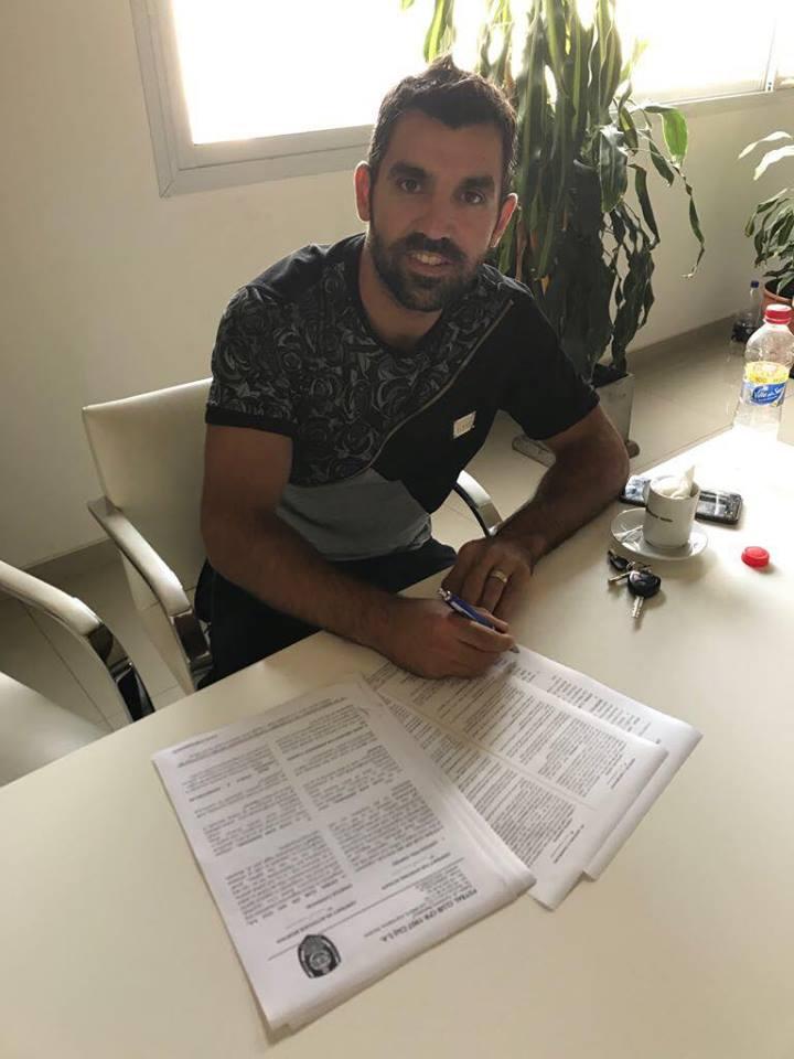 Juan Culio volvió a Cluj de Rumania tras su paso por Mallorca