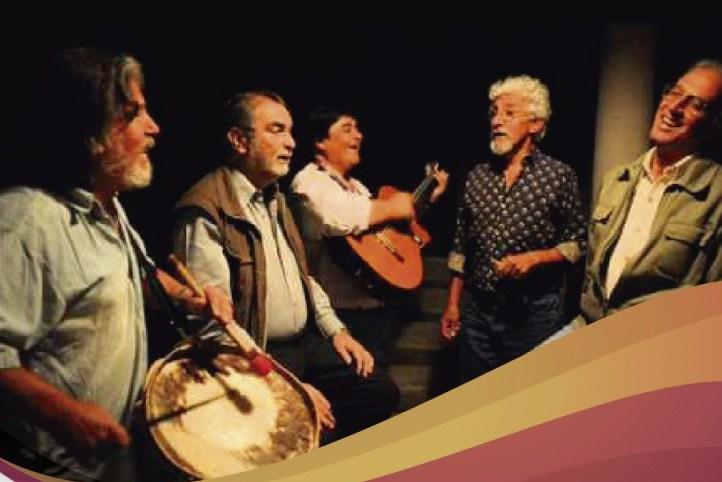 """El """"Quinteto tiempo"""" festeja sus 45 años en el salón del Concejo Deliberante"""
