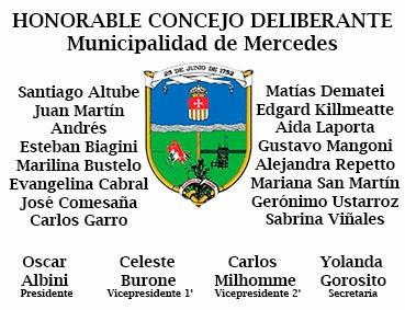 Concejo Deliberant