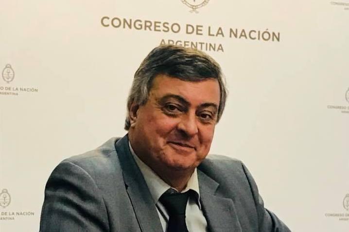Carlos Selva presentó 28 proyectos en el año legislativo de Diputados