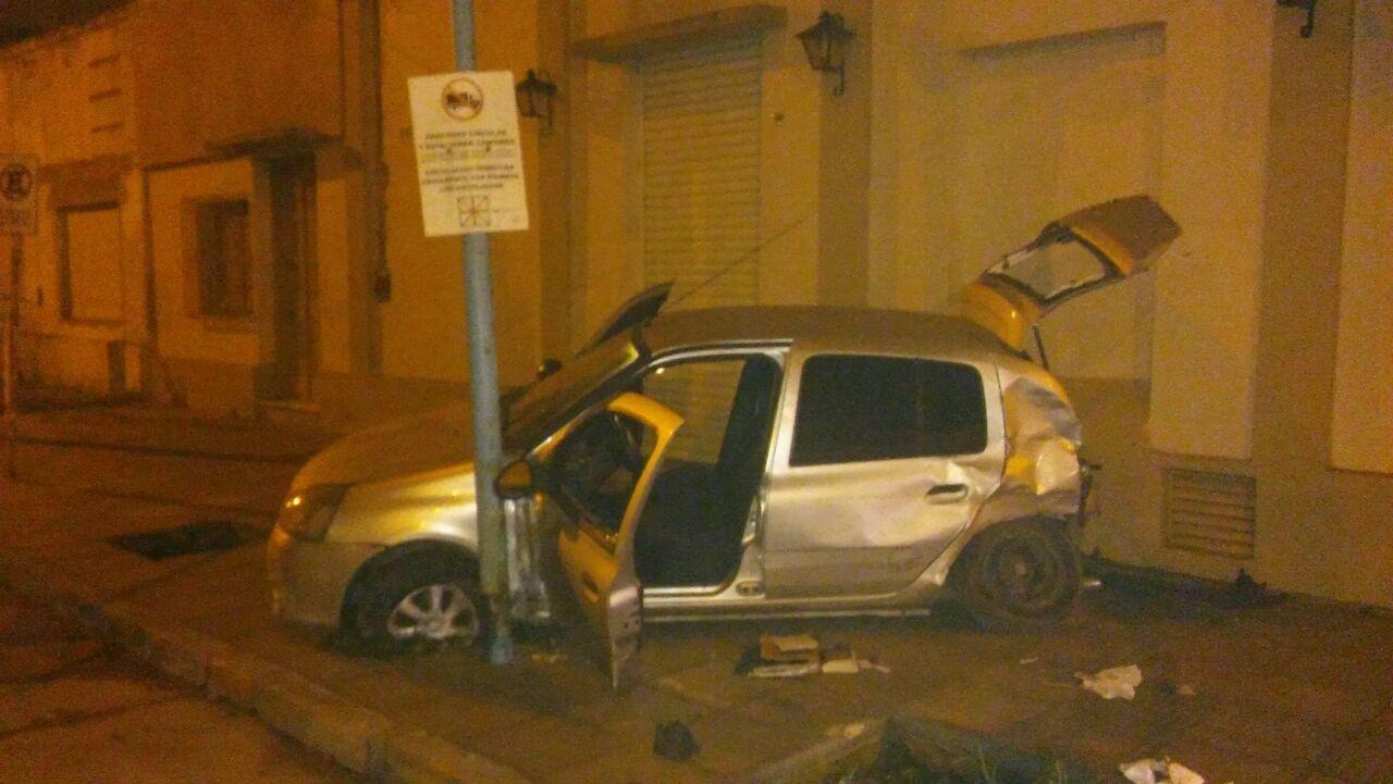 Cometió extorsión en Mercedes y murió tras una persecución en Chivilcoy