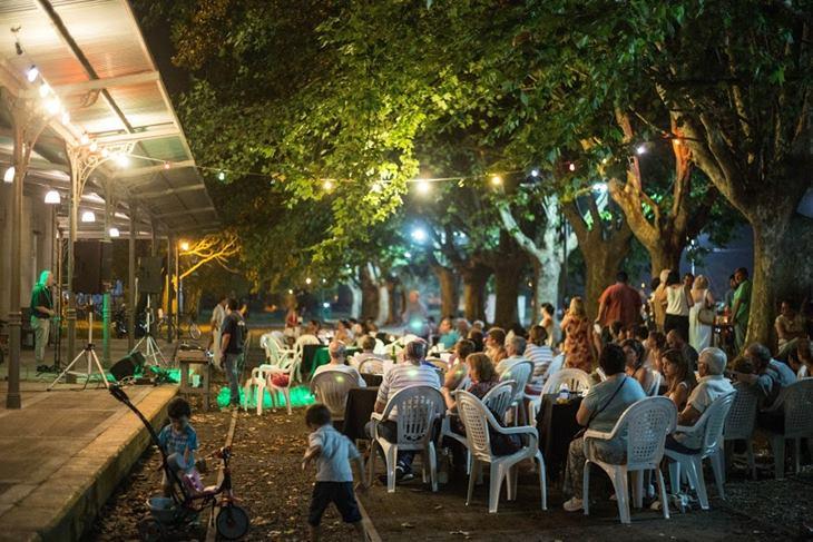Vuelve «Tango en el andén» y muchas más propuestas culturales