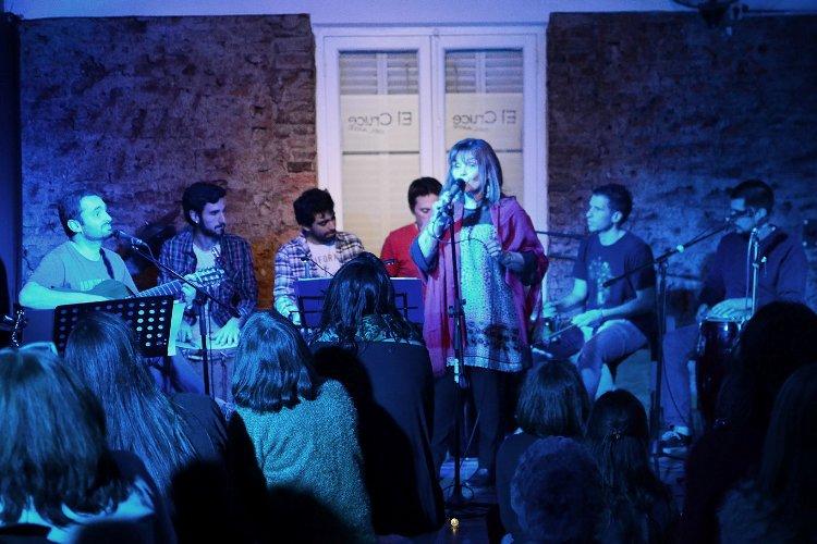 Virginia Altube bajo la luz dumera presenta su disco