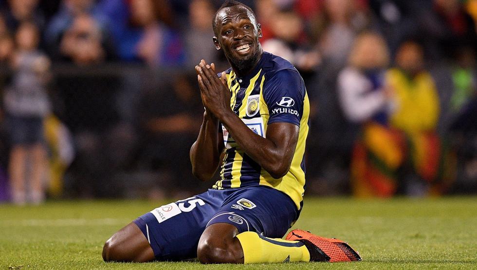 El Valletta FC de Santiago Malano quiere a Usain Bolt como refuerzo