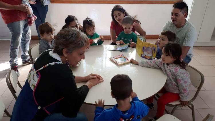 Comenzaron las actividades en los Jardines Espacios Primera Infancia