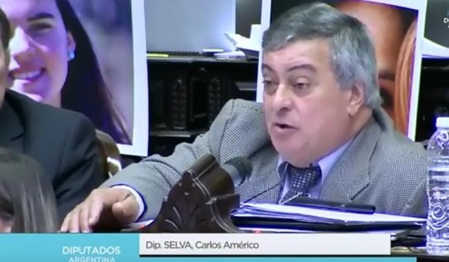 """Selva: """"Los supermercados son deformadores de precios"""""""