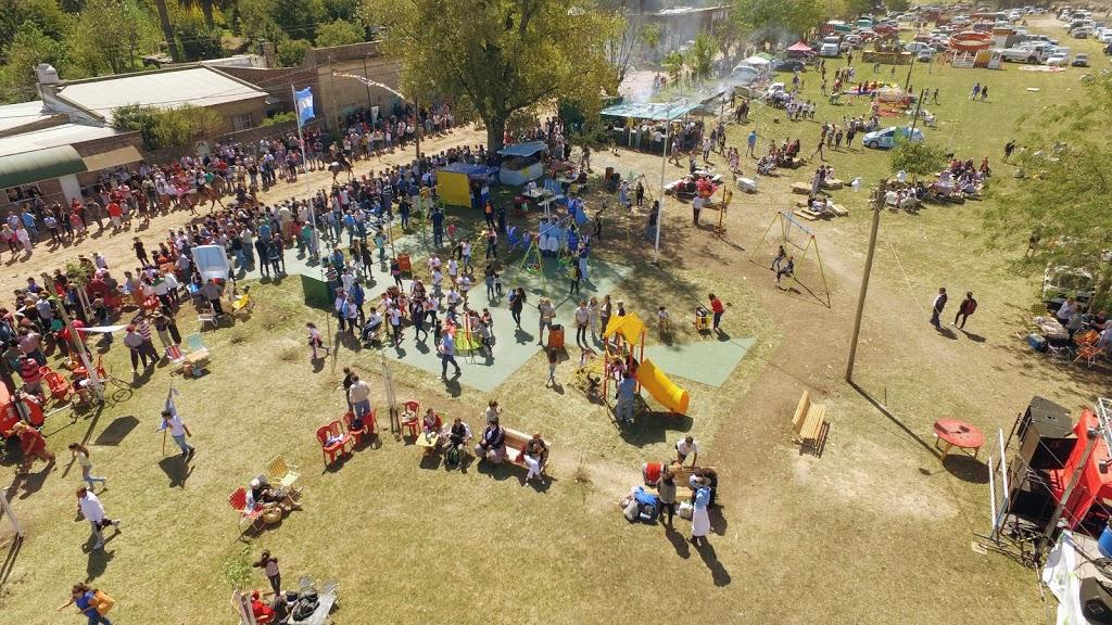 Inauguran nueva plaza inclusiva en Agote