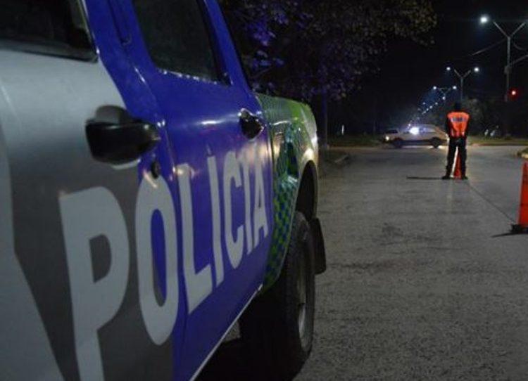 Policía Comunal efectúa controles en la vía pública