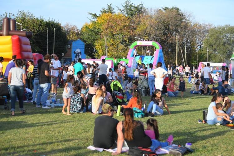 Siguen las actividades recreativas en La Trocha y llegan las Delicias del Mundo
