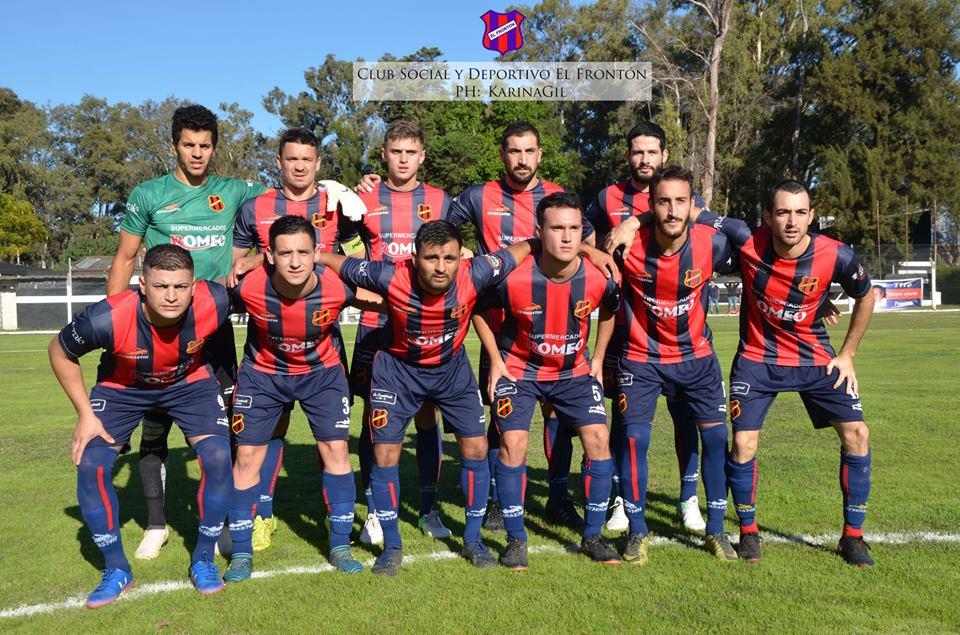 El Frontón goleó a Malvinas y es semifinalista del Regional Amateur ante Independiente de Chivilcoy