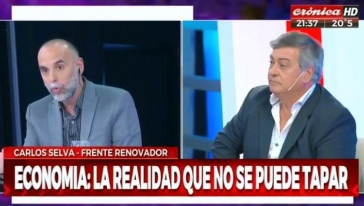 """Carlos Selva: """"El gobierno especuló siempre con la división y con la grieta"""""""