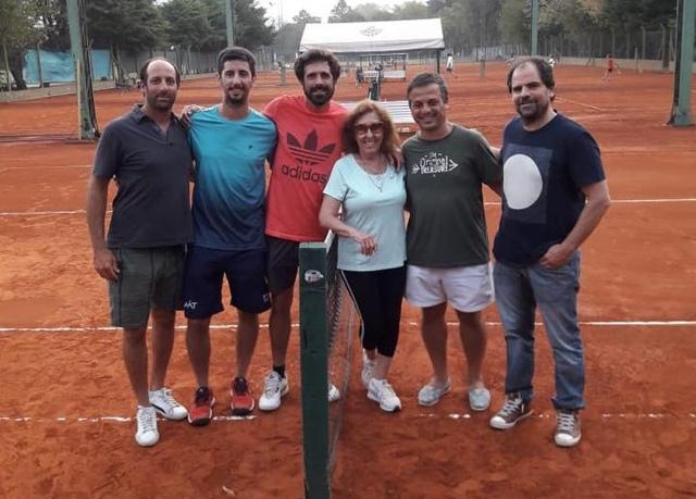 Hoy culmina la inscripción para el segundo torneo del Circuito de Tenis Mercedino