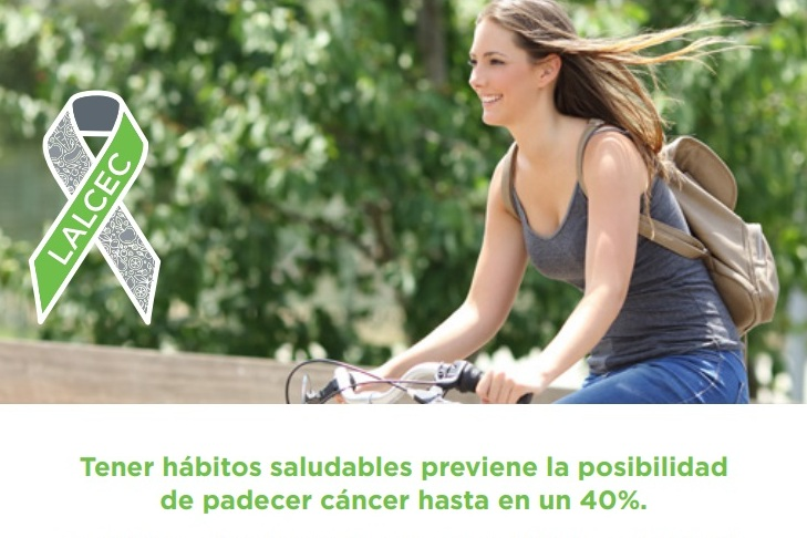 LALCEC desea concientizar sobre la importancia de tener Hábitos Saludables