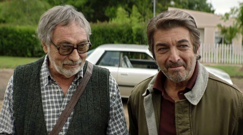 Cine Mercedes con la Odisea de los Giles
