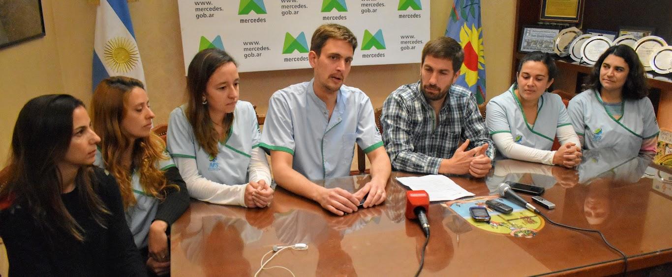 Ustarroz anunció extensión de licencia por maternidad a trabajadores municipales