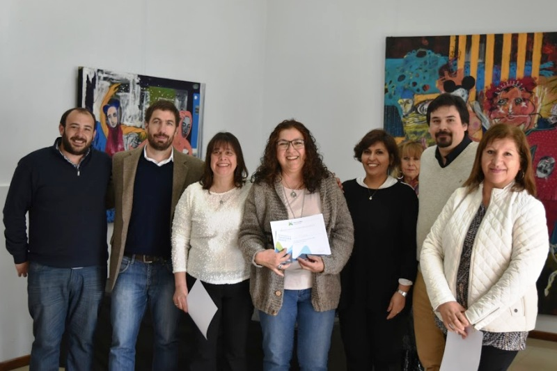 Municipio reconoció la labor de docentes con 25 años de servicio