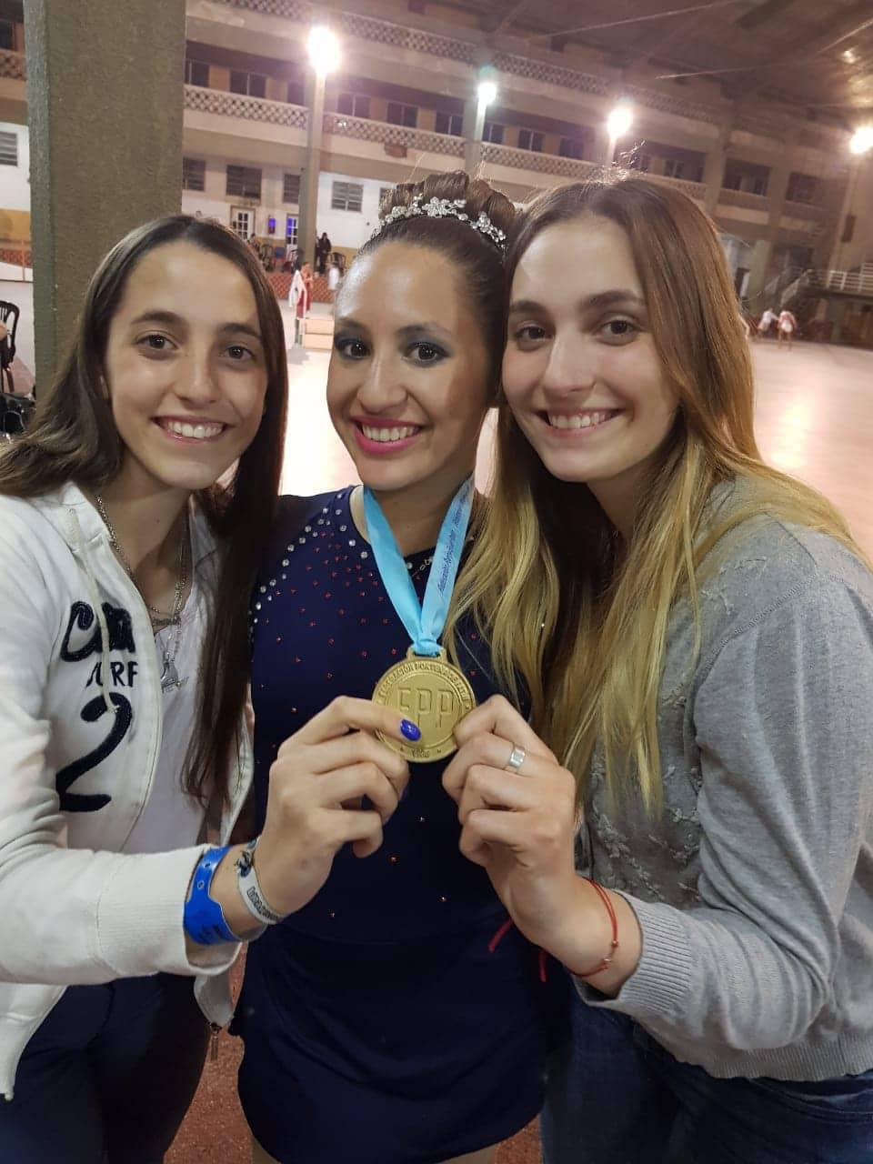 Martina Palacios, campeona Metropolitana