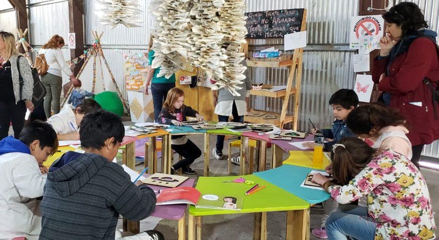 «Estación Juego»: la novedosa propuesta recreativa en La Trocha