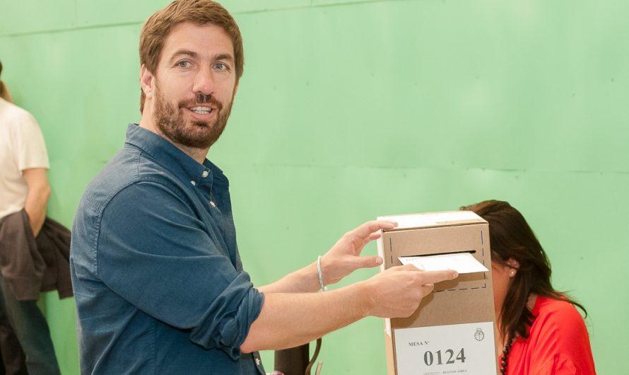 """Ustarroz """"se ve en la gente mucha expectativa, mucha esperanza y muchas ganas de votar"""""""