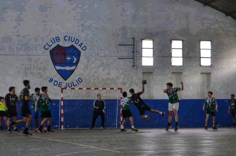 La Escuela Municipal ganó a 9 de Julio en la Liga de la AsAmBal