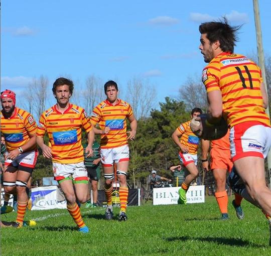 El Mercedes Rugby Club jugará ante Luján RC por el ascenso a Primera C