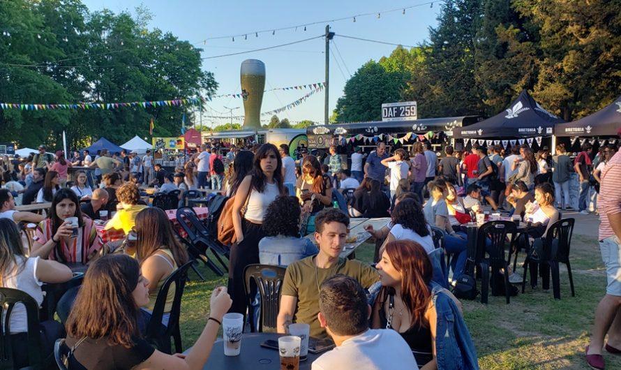 Gran inicio del 2° Festival de Cerveceros Mercedinos